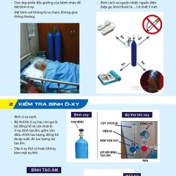 Hướng Dẫn Sử Dụng Bình Oxy Y Tế Tại Nhà Trong Mùa Dịch