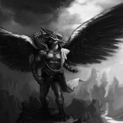 Kim Sí Điểu Garuda - Quốc Huy Của Thái Lan