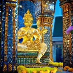 Truyền Thuyết Tứ Diện Phật Trong Tín Ngưỡng Thái Lan