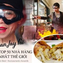Nhà Hàng Raan Jay Fai - Quán Ăn Vỉa Hè Ngon Nhất Thái Lan