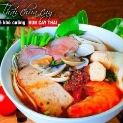 Bún Thái - Món Tom Yum Của Người Sài Gòn
