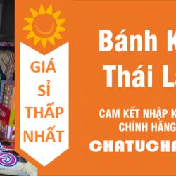 Lấy Bánh Kẹo Thái Lan Giá Sỉ TP HCM Giá Tốt Nhất Ở Đâu ?