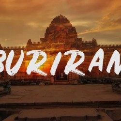 Du Lịch Buri Ram, Thái Lan - Thành Phố Hạnh Phúc