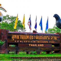 Khám Phá Vườn Quốc Gia Kaeng Krachan National Park Thái Lan