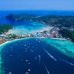 Bạn đã đến hòn đảo sạch nhất thế giới Koh Phi Phi tại Thái Lan chưa?