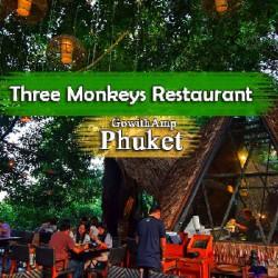 Nhà Hàng Three Monkeys Restaurant Ở Phuket
