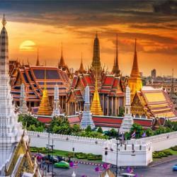 Khám phá những cung điện nổi tiếng ở Thái Lan