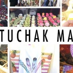 Những Điều Cần Biết Về Chợ Cuối Tuần Chatuchak