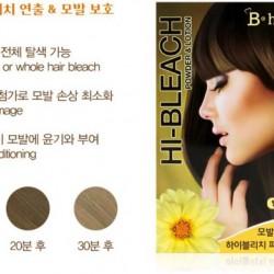 [Review] Thuốc tẩy tóc có dưỡng chất mượt tóc B-Happy Sewha
