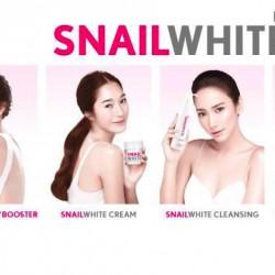 Review dòng kem dưỡng trắng da Snail White Thái Lan