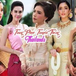 Tìm Hiểu Nét Đẹp Trang Phục Truyền Thống Thái Lan