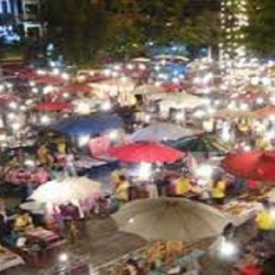 """""""Mẹo"""" đi chợ đêm Suan Lum không bị lạc đường và bí quyết mua sắm"""