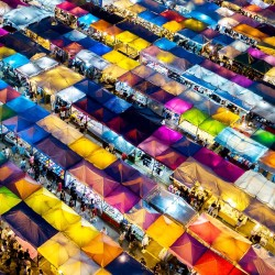 """Du lịch Thái Lan và 18 thiên đường mua sắm """"đáng đồng tiền"""" tại Bangkok"""
