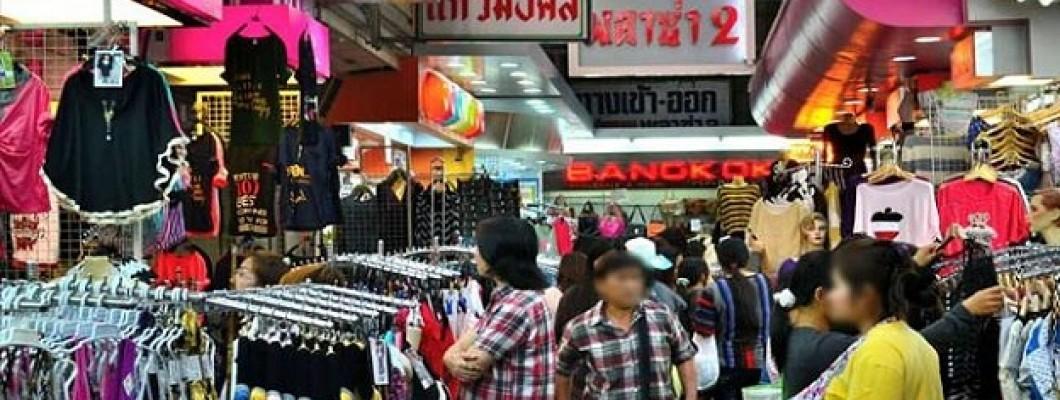 5 Địa Điểm Lấy Sỉ Quần Áo Với Giá Tốt Nhất Tại Thái Lan