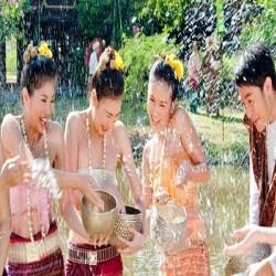 """Những điều nên và không nên làm khi tham dự """"lễ hội té nước"""" Songkran tại Thái Lan"""