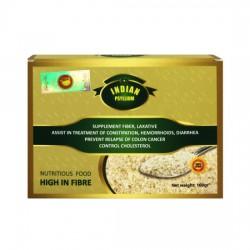 Vỏ hạt mã đề hộp 100g 14 gói - Thực phẩm dinh dưỡng giàu chất xơ