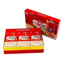 Hồng Sâm Baby BIO HQ117 Hàn Quốc [Hộp 30 Gói] giúp bé tăng cường trí não