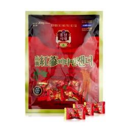 Kẹo Hồng Sâm Vitamin 200g Hàn Quốc - Giúp da chắc khỏe đẹp