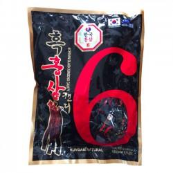 Kẹo Hắc Sâm Số 6 Hàn Quốc Túi 300g - Món quà giúp tăng cường hệ tim mạch