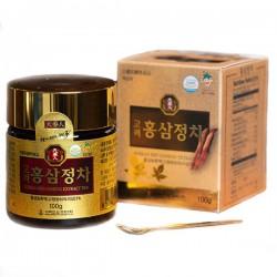 Cao Hồng Sâm BIO (Hàn Quốc) hũ 100g - Cải thiện trí nhớ cho người lớn tuổi