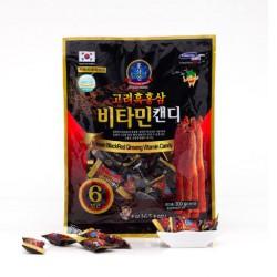 Kẹo Hồng Sâm Đen 365 Hàn Quốc 300g - Hỗ trợ điều hòa huyết áp