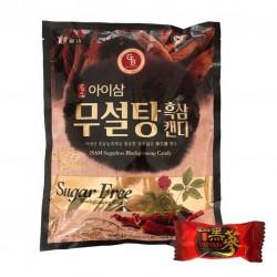 Kẹo Hắc Sâm Không Đường Hàn Quốc 500g giúp cung cấp nhiều dưỡng chất và bồi bổ cơ thể