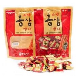 Kẹo Hồng Sâm Sobaek Hàn Quốc 200g hỗ trợ chống lão hóa