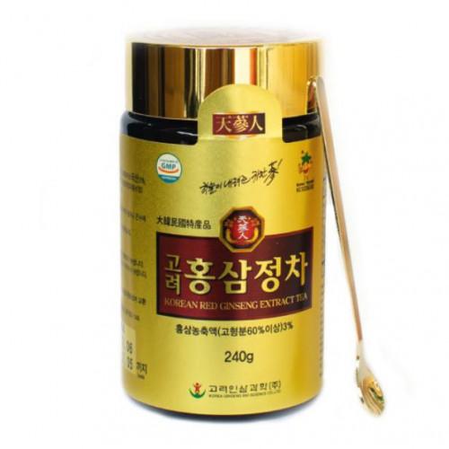 Hộp 3 Hũ Cao hồng sâm BIO Apgold (Hàn Quốc) 240g tăng cường đề kháng và gia tăng tuổi thọ hiệu quả