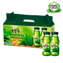 Lốc 12 Chai Nước Sâm Nha Đam (Lô Hội) Hàn Quốc - Sản phẩm giúp giải nhiệt