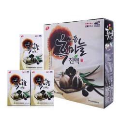 Hộp 30 Gói Nước Tỏi Đen Samsung Hàn Quốc [Hộp 30 Gói x 30ml] - Giúp chống lão hóa hiệu quả