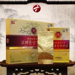 Hộp Sâm Lát Tẩm Mật Ong BIO Hàn Quốc [10 x20g] - Kiểm soát và phục hồi chức năng sinh lý