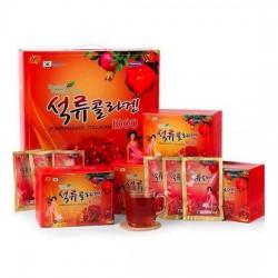 Nước Ép Lựu Collagen Hàn Quốc [80 x 30 gói] - Sản phẩm tuyệt đối là vật bất ly thân của các chị em phái đẹp