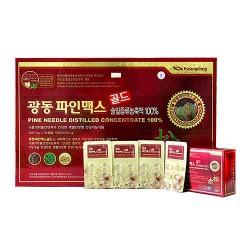 Tinh Dầu Thông Đỏ Kwangdong Hàn Quốc Hộp 120 viên sản phẩm giúp người dùng có thể ngăn ngừa các bệnh về hệ tuần hoàn