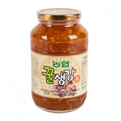 Gừng Mật Ong NONGHYUP Hàn Quốc Hũ 1kg sản phẩm trị hôi miệng cực kỳ hiệu quả