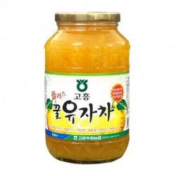 Chanh Mật Ong NONGHYUP Hàn Quốc Hũ 1kg giúp người dùng có được một giọng nói thanh và cực kỳ khỏe mạnh