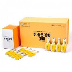 Nghệ NaNo 365 Hàn Quốc [96 tép x 3ml] - Phòng ngừa ung thư
