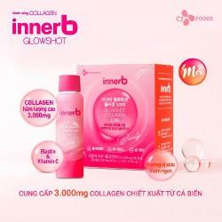 Nước Uống Bổ Sung Collagen Inner B 6 ống - Thúc đẩy quá trình sản sinh Collagen