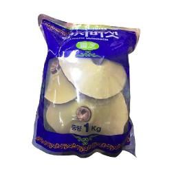 Nấm Vàng Thơm Hàn Quốc Túi Xanh Loại 1kg -  Điều hòa lượng đường trong máu