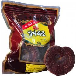 Nấm Bào Tử Hàn Quốc túi 1kg an thần, tăng trí nhớ, bồi bổ khí lực