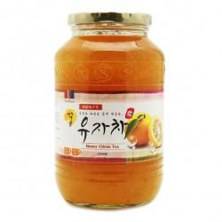 Chanh Mật Ong MIWAMI 1kg Hàn Quốc Nhập Khẩu - Sản phẩm không thể thiếu trong căn bếp mỗi gia đình Việt