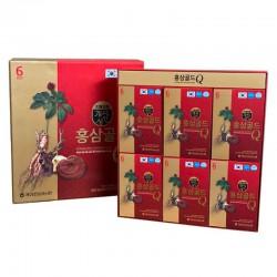 Nước Sâm Nhung Hươu Q PLUS Hàn Quốc Nhập Khẩu [Hộp 30 gói x 50ml] - Bổ thận tráng dương tăng cường sức khỏe