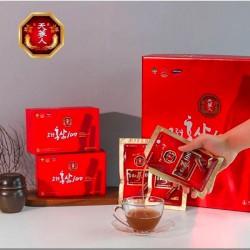 Tinh Chất Nước Sâm 100% Bio Hàn Quốc Nhập Khẩu [30 gói x 70ml] sản phẩm hỗ trợ rất nhiều cho người dùng trong việc nâng cao sức đề kháng cho cơ thể