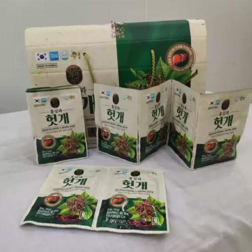 Hộp Nước Bổ Gan NONGHYUP Hàn Quốc Nhập Khẩu [50ml x30] - Thực phẩm bổ dưỡng cho lá gan của bạn