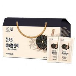 Hộp Nước Tỏi Đen Hàn Quốc Nhập Khẩu [70ml x30 gói] - Tăng cường sức đề kháng cho cơ thể hiệu quả