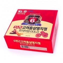 Cao Sâm Linh Chi TEAWOON Hàn Quốc Nhập Khẩu [240g x 2 lọ] - Sản phẩm giúp hỗ trợ khả năng tuần hoàn não