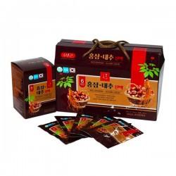 Nước sâm táo đỏ Hàn Quốc dạng túi 30 gói x 80ml thực phẩm chức năng cao cấp