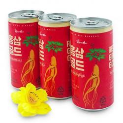 Thùng 30 Lon Nước Sâm Queen Bin 175lm Hàn Quốc thức uống giải nhiệt thanh lọc cơ thể