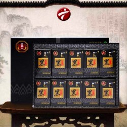 Hộp Cao Hắc Sâm Gold Hàn Quốc 60 gói dành riêng cho người bệnh tiểu đường