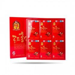 Nước Sâm Dream Số 6 (K đường) Hộp 30 gói x 30ml thần dược của mọi người tiêu dùng