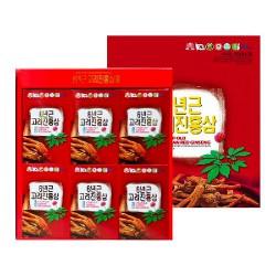 Hồng Sâm Taewoong 6 Năm Hàn Quốc 30 gói x 70ml - Giải độc, tăng sức đề kháng cho người dùng